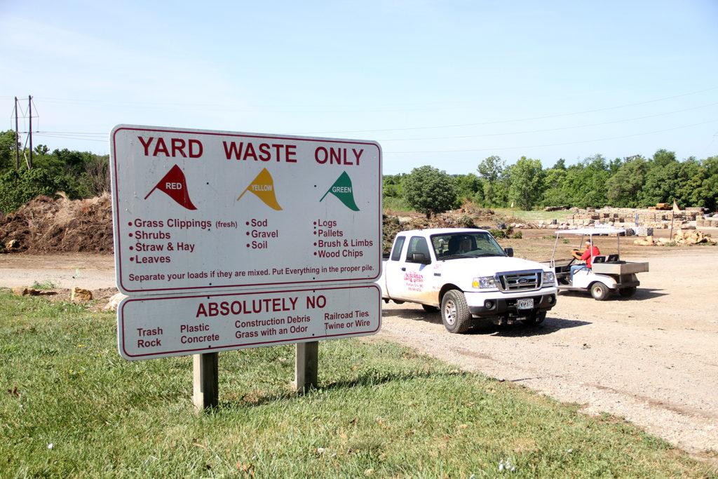 Yardwaste & Recycling Center – Suburban Lawn & Garden