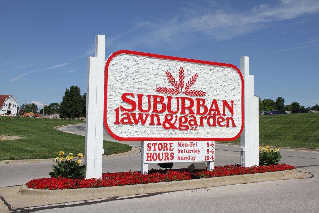 135th Wornall Suburban Lawn Garden